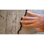 Как отремонтировать трещину на стене?