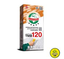 Камешковая штук-ка Anserglob ТВМ-120 2мм Белая (25кг)