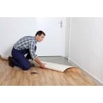 Линолеум: монтаж на бетонный и деревянный пол. Часть 1