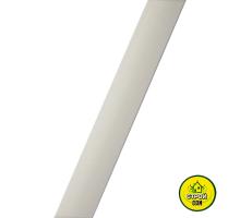 Наличник ламинир.полукруглый Белый (70мм)