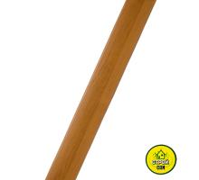 Наличник ламинир.полукруглый Ольха (70мм)