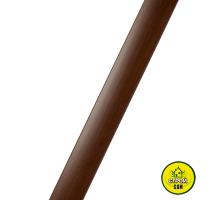 Наличник ламинир.полукруглый Орех (70мм)
