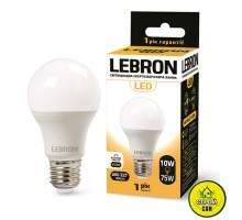 Лампа (10W) E27 Lebron LED