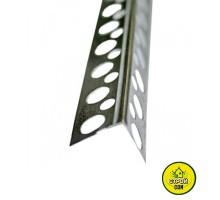 Угол перф. алюминиевый  (3м)