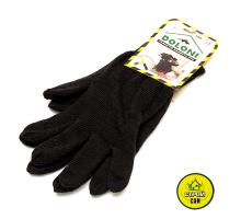 Перчатки Doloni №540 чёрные двойные