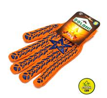 Перчатки Doloni №564 оранж.звезда