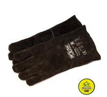 Перчатки для сварки краги чёрные