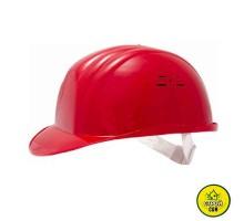 Каска строительная красная