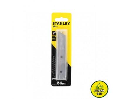 Лезвия для ножей Stanley,18мм (10шт)