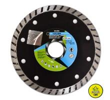 Алмазный диск Hauer Turbo по бетону,камню (125мм)