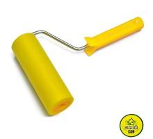 Валик прижимной резин. Favorit с ручкой (180мм)