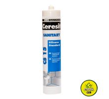 Герметик Ceresit CS15 белый Sanitary (280мл)