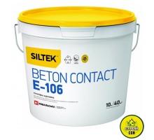 Бетон-контакт E-106 Siltek (10л)