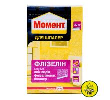 Клей для обоев Момент Флизелин (250гр)