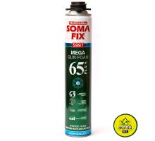 Пена монт. SomaFix Mega 65 Plus (850мл)