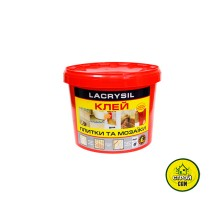 Клей Lacrysil Для плитки та мозаїки (1,5кг)