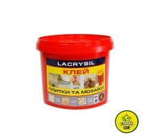 Клей Lacrysil Для плитки и мозаики (3кг)