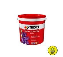 Краска Triora акриловая матовая №3 (1л)
