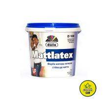 Краска Dufa Mattlatex D100 (1л/1,4кг)