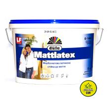 Краска Dufa Mattlatex D100 (5л/7кг)