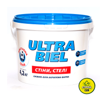 Краска Sniezka Ultra biel (4,2кг)