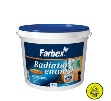 Эмаль Farbex Акрил. для радиаторов глянц.(3кг)