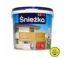 Краска Sniezka Extra Fasad (10л/14кг)