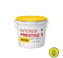 Краска Siltek Interior Prestige5 Baza A (9л)