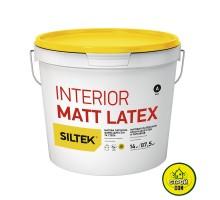 Краска Siltek MattLatex (14кг)