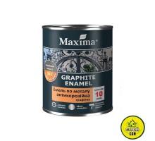 Эмаль Maxima GRAPHITE Серая  (0,75кг)