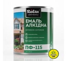 Емаль Ролакс ПФ-115 Бiрюза (2,8кг)