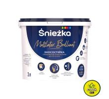 Краска Sniezka Mattlatex Brilliant (3л/4,1кг)