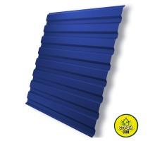 Профнастил синий 950х1500 (0,3мм)