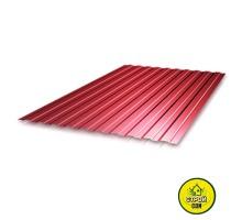 Профнастил вишнёвый 950х1500 (0,3мм)