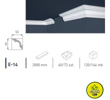 Марбет карниз LUX E-14 (2м)