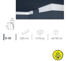 Марбет карниз LUX E-32 (2м)