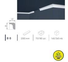 Марбет карниз LUX E-3 (2м)