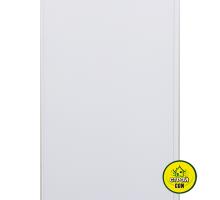 Пластик Черновцы Белый лак 25см (1м.кв)