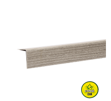 Профиль вн/нар. 30х30 LU046 Ясень белый.(2,75м)