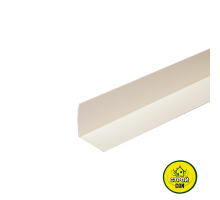 Профиль вн/нар Е30х30 Белый (2,75м)