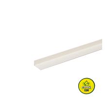 Профиль арочный Е10х20 Белый (2,75м)