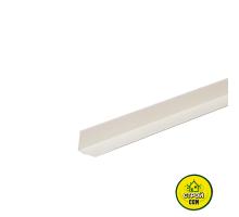 Профиль вн/нар Е10х10 Белый (2,75м)