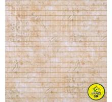 Панель Золотой беж (48х96см)