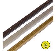Порожек DecoProfil №14 Серебро (0,9м)