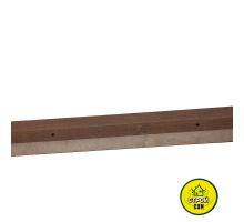 Порожек DecoProfil №12 Дуб тёмный (0,9м)
