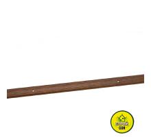 Порожек DecoProfil №10 Дуб тёмный (0,9м)