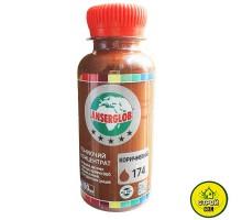 Краситель Anserglob №174 коричневый (0,1л)