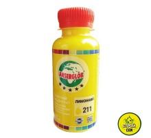 Краситель Anserglob №211 лимонный (0,1л)