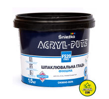 Шпаклёвка Acryl-putz (27кг)