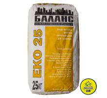 Смесь Баланс ЭКО 25 Для газобетона (25кг)